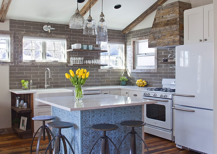 Interior Visions Kitchen Trends