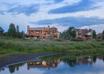 Stunning Home in Silver Sage with Pond Reflection
