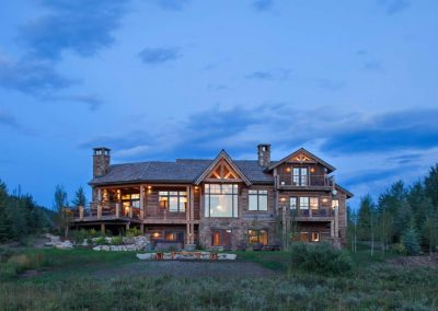 Stunning Home in Silver Sage Comfort at Dusk