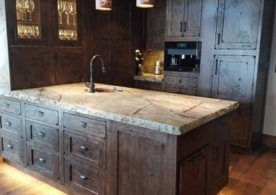 Western Classic Custom Kitchen