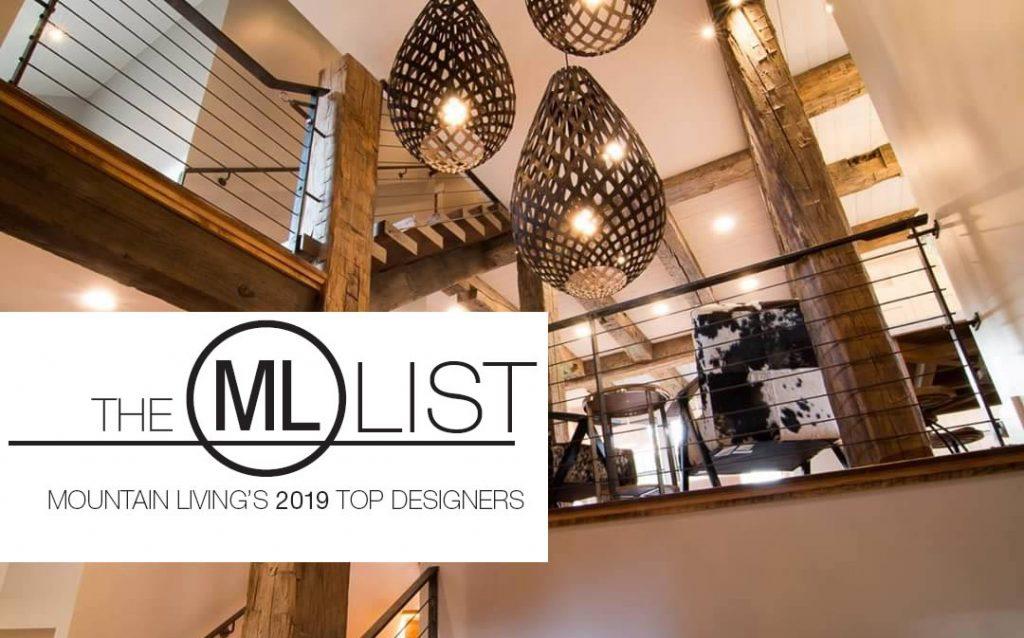 ML List 2019 Designers